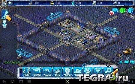R-Tech Commander Colony v.1.01