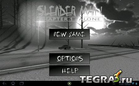Slender Man! Chapter 1: Alone v.7.04