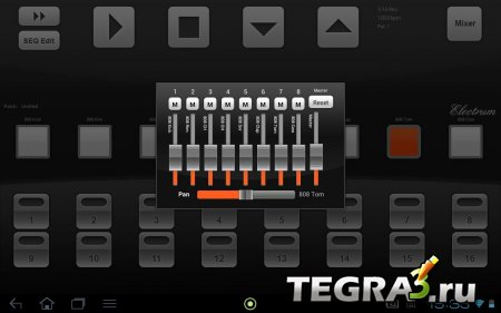 Electrum Drum Machine Sampler v4.8.1