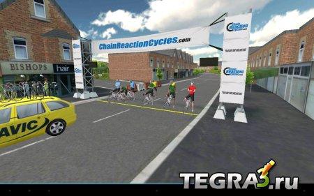 CRC Pro-Cycling v1.0 [G-sensor]