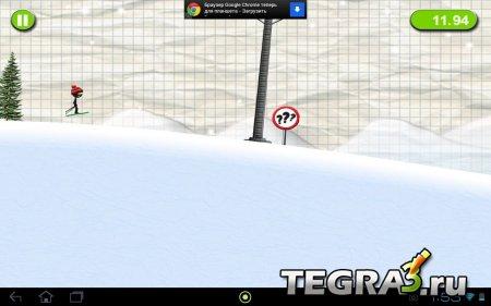 Stickman Ski Racer v2.0 (Ads-Free/Unlimited Coins)