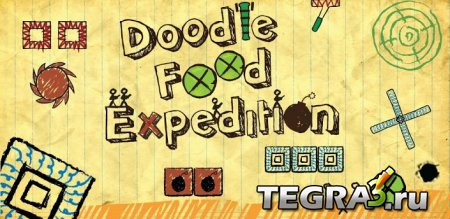 Doodle Food Expedition  +Мод ()