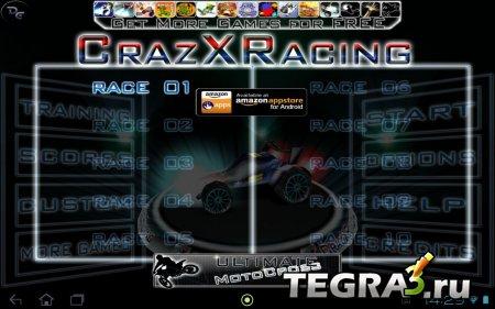 CrazXRacing Free v9.1
