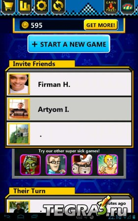Snow Racer Friends Free v1.0.5 [G-Senser] [Online]