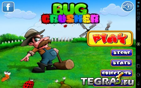 Bug Crusher, Best cool Game  (добавлена Bug Crusher Winter )