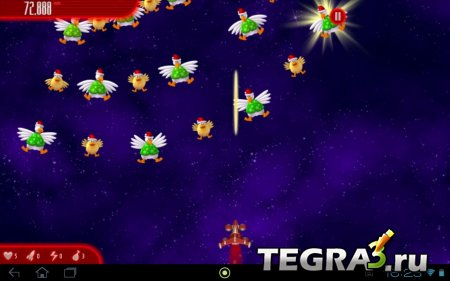 Chicken Invaders 4 Xmas v1.00