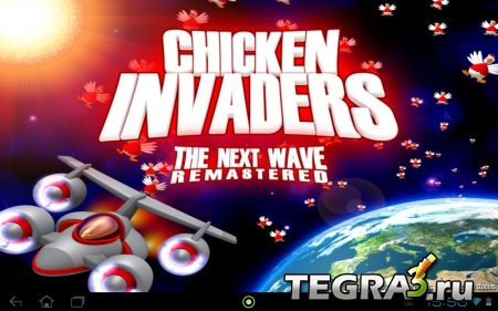 Chicken Invaders 2 Xmas