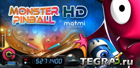 иконка Monster Pinball HD