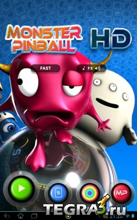 Monster Pinball HD v1.0