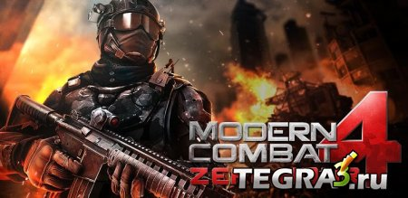 Modern Combat 4: Zero Hour  b11760