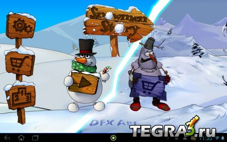 Snowmen Story Dark Side v1.3