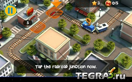 Tadeo Jones: Train Crisis Pro v1.3