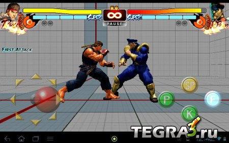 Street Fighter IV v3.2.35