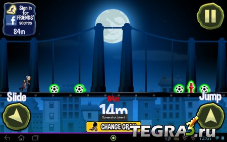 Angry Gran RadioActive Run v1.1.6[Unlimited Money/Unlocked]