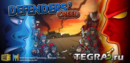 3 Kingdoms TD Defenders' Creed  (Mod)
