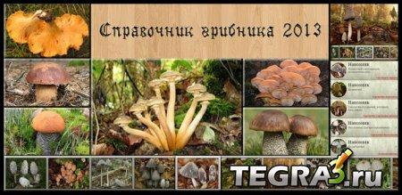 Справочник грибника 2013