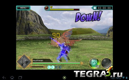 Monster Hunter Dynamic Hunting v.1.00.00
