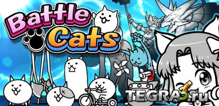 Battle Cats + Mod 1.0