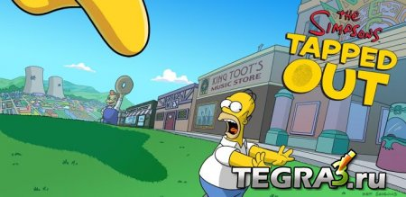 The Simpsons™: Tapped Out v4.14.5 [Online] [свободные покупки]
