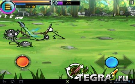Cartoon Wars: Blade v1.0.6 (добавлена offline версия)