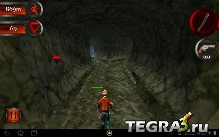Cave Escape v1.1 (добавлен мод  [много алмазов] )