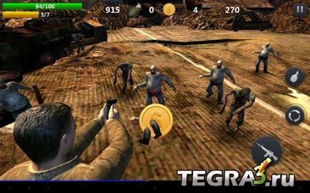 Zombie Hell - Съемки игры v1.10