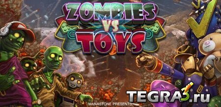 Zombies vs Toys  Online