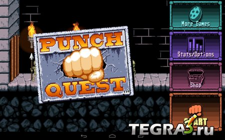 Punch Quest v1.2.5 [Unlimited Punchos]