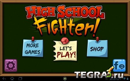 High School Fighter - Street v1.1 Mod (Unlimited Money)