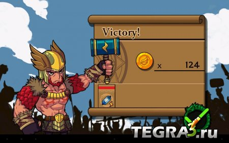 Thor: Lord of Storms v1.0.3 Mod (Unlimited Gold & Diamonds)