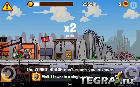 Zombie Road Trip v3.15 [Свободные покупки]
