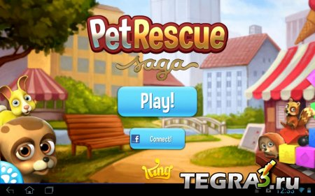Pet Rescue Saga v1.44.7 [Unlimited Lives/Boosters & More]