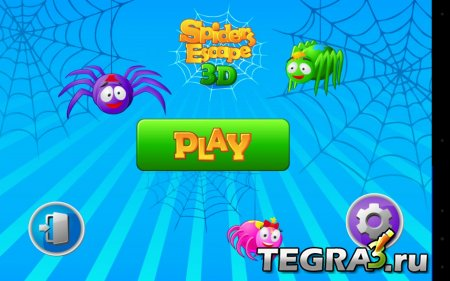 Spiders Escape 3D v1.4