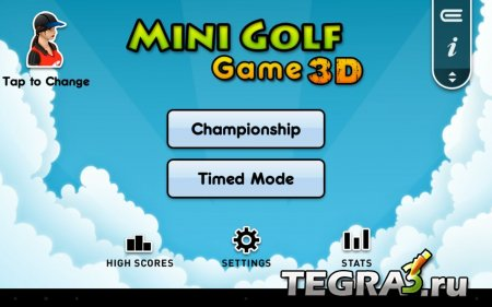 Mini Golf Game 3D v1.0.2