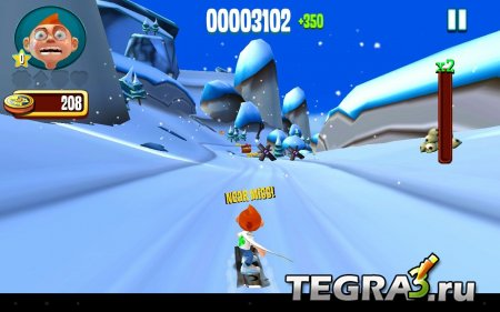 Skiing Fred v1.0.2 Мод (много денег)