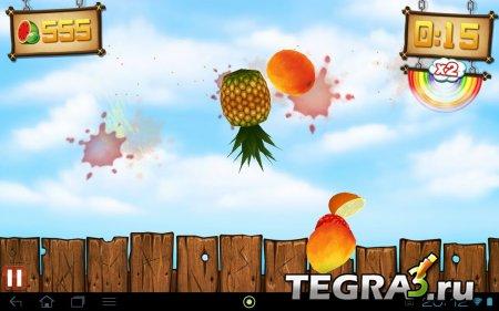 Fruit Ninja vs Skittles v1.0.0
