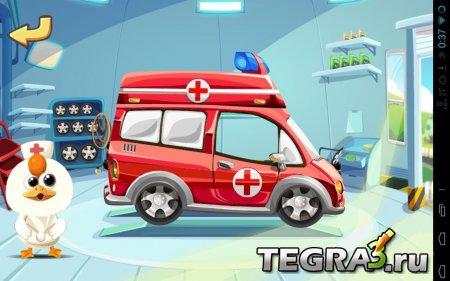 Гараж Dr. Panda (Dr. Panda's Garage) v1.2