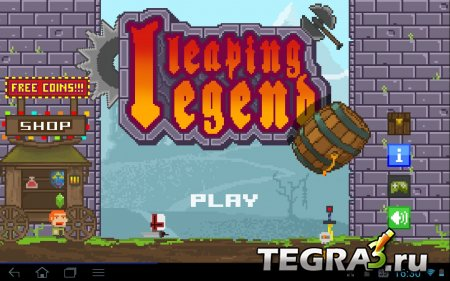 Leaping Legend v1.0.4+ Mod (Unlimited Money)