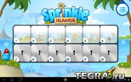 Sprinkle Islands v1.1.0 + Мод[Открыты все уровни]