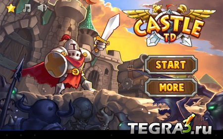 Castle Defense v1.5.6 [Unlimited Crystals]