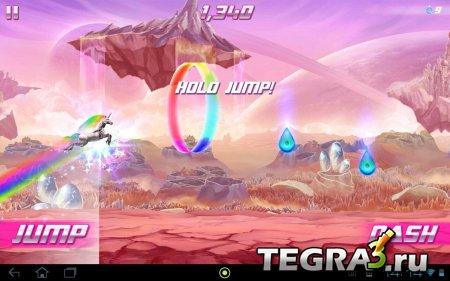 Robot Unicorn Attack 2 v1.1.2 Mod Money