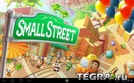 SMALL STREET  Mod (Unlimited Money & Glu Coins)