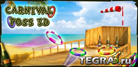 Carnival Toss 3D  Mod (Unlimited Coins)