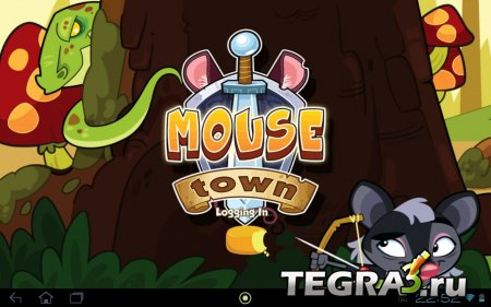 Mouse Town  Mod (Unlimited Money)