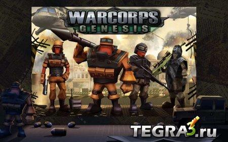 WarCom: Genesis  + mod
