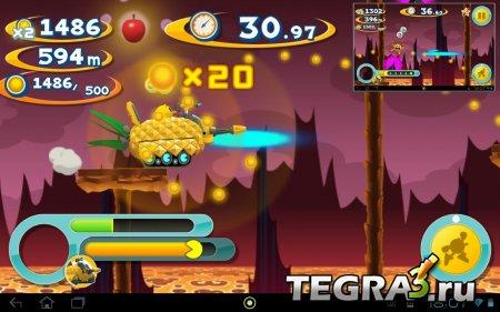 PAC MAN DASH! v1.00 Mod (Unlimited Gold-Unlocked)