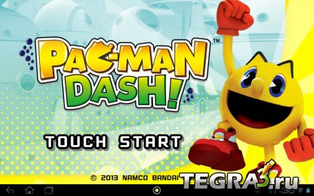PAC MAN DASH!  Mod (Unlimited Gold-Unlocked)