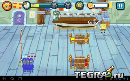 SpongeBob Diner Dash v3.24
