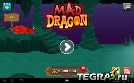 Mad Dragon  (Unlimited Gold)