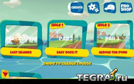 Boom Boom Hamster Golf v1.0 (Unlimited Gold)